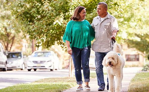 How Pets Help Your Physical and Mental Wellbeing in Retirement